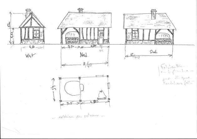Four et b timent plans de construction for Plans et dessins de construction